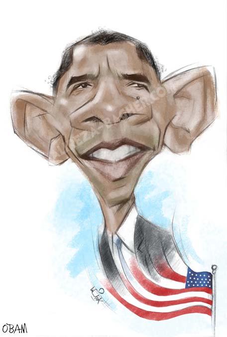 براک اوباما